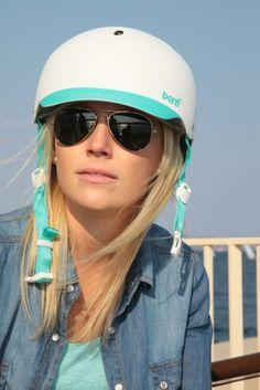 Bern Lenox Helmet for boarding and biking