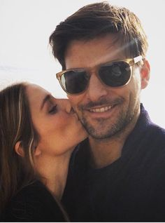 Olivia Palermo and Johannes Huebl Olivia Palermo Lookbook, Olivia Palermo Style, Johannes Huebl, Relationship Goals Pictures, Relationship Rules, Stylish Couple, Fashion Couple, Foto Pose, Celebrity Couples