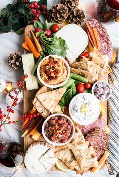 Ultimate Charcuterie Board & Homemade Sumac Pita Chips   My Kitchen Love