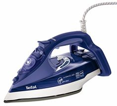From 47.78 Tefal Ultimate Fv9630 Anti Scale Steam Iron Purple