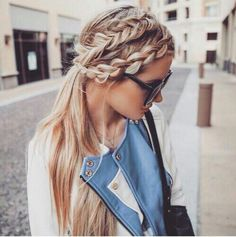 #DIY hair #braids