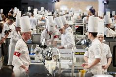 Bocuse d'Or Finale The Running Order Get ready to cheer on your country in the biggest culinary competition in the world in Lyon January 29 and 30