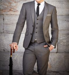 i NEED a three piece like this!  The cane umbrella is tres cool.