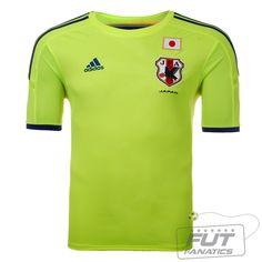 b734cbc680efa Camisa Adidas Japão Away 2014 - Fut Fanatics - Compre Camisas de Futebol  Originais Dos Melhores Times do Brasil e Europa - Futfanatics