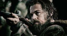 Leonardo DiCaprio no trailer do filme 'The Revenant'
