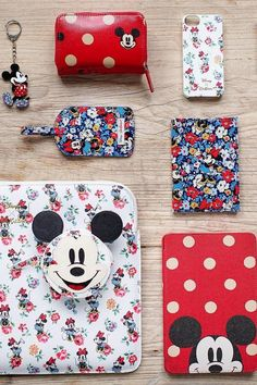 Disney Diehards, Meet Your New Obsession: The Mickey Mouse x Cath Kidston Collection