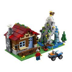 "LEGO Creator Mountain Hut (31025) - LEGO - Toys ""R"" Us"