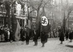 Spain - 1938. - GC - En San Sebastian- Donostia