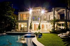 Luxury oceanfront mansion for sale in Florianopolis, Brazil.