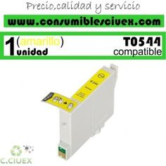 CARTUCHO COMPATIBLE EPSON T0544