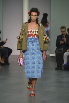 Stella Jean SS 16 Womenswear collection!