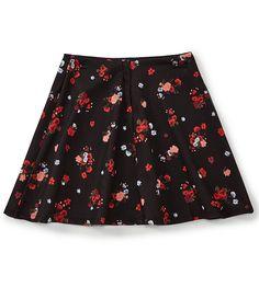 GB Girls Big Girls Mini Me Collection Floral-Printed Skirt French Street Fashion, Floral Print Skirt, Mini Me, Adult Costumes, Dillards, Big, Printed, Girls, Clothes