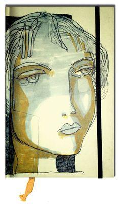 theantidote:  Illustrated Sketchbook by Mehrdad Zaeri