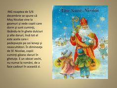 PPT - Povestea lui Mos Nicolae PowerPoint Presentation - ID:824301 Saint Nicolas, Presentation, Books, Actresses, Libros, Book, Book Illustrations, Libri