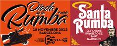 #DIADA #RUMBA #CATALANA #CROWDFUNDING #VERKAMI - Santa Rumba Fanzine. DIADA DE LA RUMBA 2012 by FORCAT. Ya está aquí la Diada de la Rumba 2012, donde los rumberos se juntan para enseñar la rumba catalana al mundo. Cursos, conferencias, conciertos para niños, mercadillo, djs y la Super Rumba Jam con todos los grupos de la escena. Te queremos proponer una mejor manera de vivir la Diada de la Rumba.   +INFO: www.forcat.org  CAMPAÑA crowdfunding verkami www.verkami.com/projects/3464