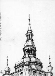 Torre Catedral de Praga