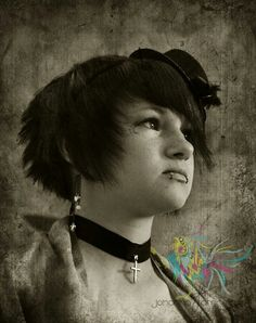 My beautiful daughter.... Jo Hanna  <3