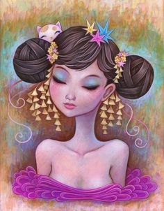Jeremiah Ketner: Butterfly Wings - Limited Edition Print