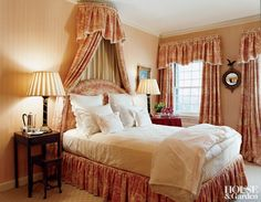 Traditional Bedroom by Ralph Harvard and Walker & Gillette in Long Island, New York