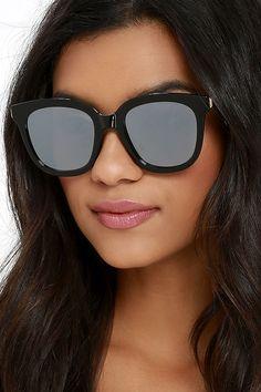a29d1451df First-Rate Find Black Sunglasses at Lulus.com! Black Sunglasses