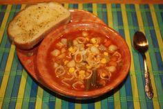 RV Recipe: Home Made Garden Vegetable Soup