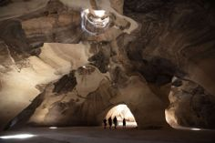 Cuevas de Bell, Parque Nacional Beit Guvrin-Maresha (Israel)