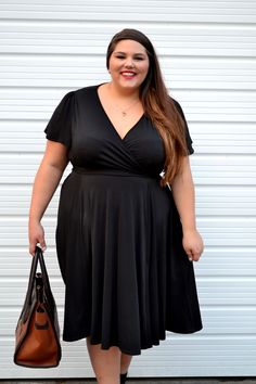 Plus Size Fashion To create the perfect overall style with wonderful supporting plus size lingerie come see slimmingbodyshapers.com #slimmingbodyshapers