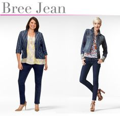 The Bree Jean is universally flattering on all body types. Slim those stunning stems in a pair of skinny jeans! http://www.cabionline.com/collection/clothes/bree-jean-2/