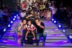 <a gi-track='captionPersonalityLinkClicked' href=/galleries/search?phrase=Nerea+Garmendia&family=editorial&specificpeople=5683045 ng-click='$event.stopPropagation()'>Nerea Garmendia</a> (L), Ainara and Jesus Olmendo attend 'By <a gi-track='captionPersonalityLinkClicked' href=/galleries/search?phrase=Nerea+Garmendia&family=editorial&specificpeople=5683045 ng-click='$event.stopPropagation()'>Nerea Garmendia</a>' 2nd Anniversary at COAM on June 6, 2016 in Madrid, Spain.