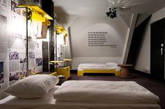Die 10 besten Bilder von Superbude Hotel & Hostel in 2017 | Design ...
