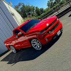 Sexy Chevy Truck ❤