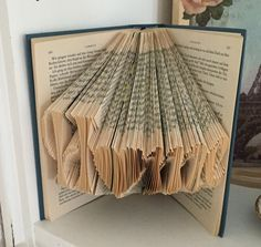 Bücher falten: Home
