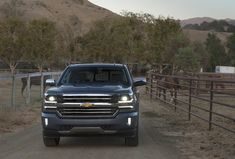 Check out some features of the 2017 Chevy Silverado truck here