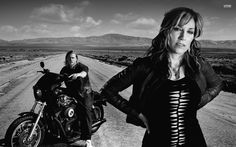 Gemma and Jax - Sons of Anarchy wallpaper 1920x1200
