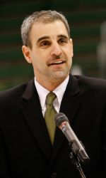 Tom Anastos is employed as the Head Coach of Michigan State University Men's Hockey Team  #spartans