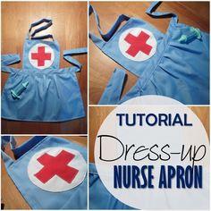 Blog thumbnail - Dress up nurse apron