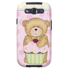 >>>best recommended          Teddy Bear Cupcake Party Galaxy S3 Cases           Teddy Bear Cupcake Party Galaxy S3 Cases In our offer link above you will seeThis Deals          Teddy Bear Cupcake Party Galaxy S3 Cases Review from Associated Store with this Deal...Cleck Hot Deals >>> http://www.zazzle.com/teddy_bear_cupcake_party_galaxy_s3_cases-179525376907986410?rf=238627982471231924&zbar=1&tc=terrest