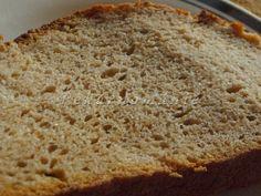 Špaldový chléb se zakysankou Banana Bread, Fit, Basket, Shape