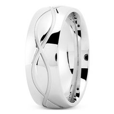 mens infinity engagement rings - Google Search