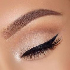 Whether you have contacts or sensitive skin, finding an eyeliner to match your sensitivity can be tricky, and you are not alone!  #veganproducts #eyeliner #eyelinerforsensitiveeyes #professionaleyeliner  #eyeliner #makeupartist #wingeyeliner #sensitiveeye #HowToCleanMakeupBrushes Eye Makeup Steps, Makeup Eye Looks, Makeup For Green Eyes, Smokey Eye Makeup, Cute Makeup, Eyeshadow Makeup, Eyeshadow Palette, Neutral Eyeshadow, Smoky Eye