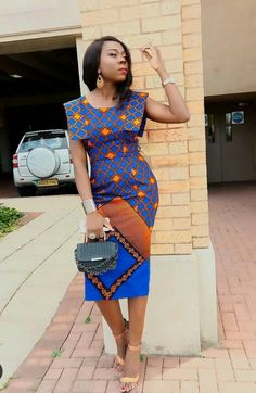 Ankara Xclusive: Top Rated Fashionable African Dresses For This Season - African Fashion Dresses Short African Dresses, African Fashion Dresses, Fashion Outfits, Ankara Fashion, Fashion Styles, African Outfits, Fashion Ideas, Fashion Men, African Dress Styles