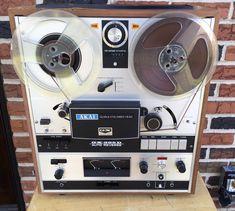 Akai Open Reel//Cassette GX-1900d Ad 1972,Article,RARE!