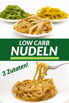 Easy Snacks, Easy Healthy Recipes, Low Carb Recipes, Easy Meals, Low Carb Nudeln, Low Carb Noodles, Low Carb Desserts, Low Carb Keto, Food Inspiration