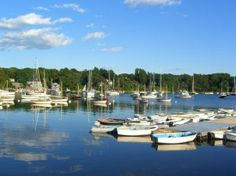 Falmouth, MA: Cape Cod - we'd love to have a place there for 6 months of the year in retirement.