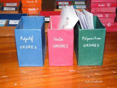 Ecole et Cabrioles, une école Montessori à la maison : je fabrique