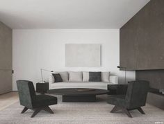 R Apartment by Living Room Designs, Living Spaces, Living Room Decor Inspiration, Small Apartment Decorating, Living Room Interior, Luxury Furniture, Table, Bedroom Decor, House Design
