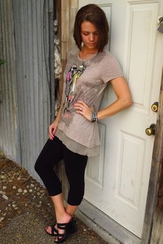 I love this entire outfit! via @Annelise Rowe // Aunie Sauce #fashion