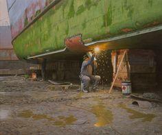 http://www.artinprint.com/images/Welder_at_Dublin_Graving_Docks.jpg