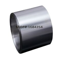 0.1mm Thickness 100mm Width Stainless Steel Sheet Plate Leaf Spring Stainless Steel Foil The Thin Tape