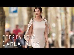 VESTIDOS DE FIESTA 2018 TENDENCIAS MODA MUJER 2018 - YouTube